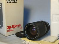 '    28-85mm -BOXED-MINT- ' Olympus OM Fit 28-85mm   Zoom Macro Lens   -NICE SET-BOXED-MINT- £19.99